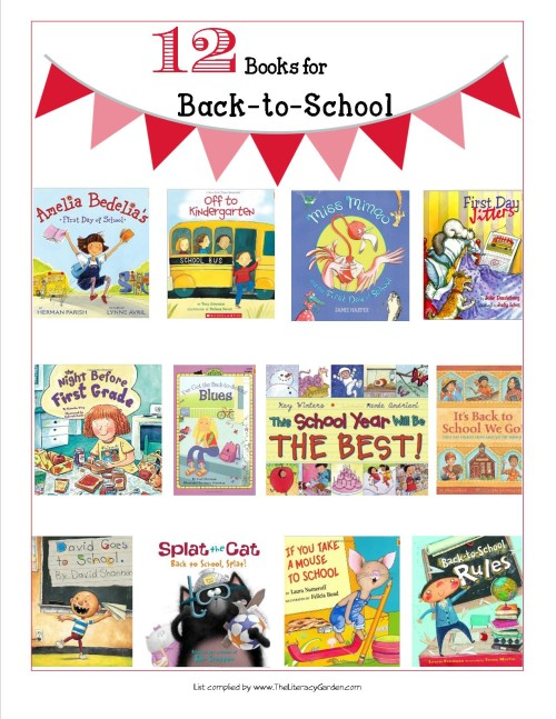 Books to Read for Back to School