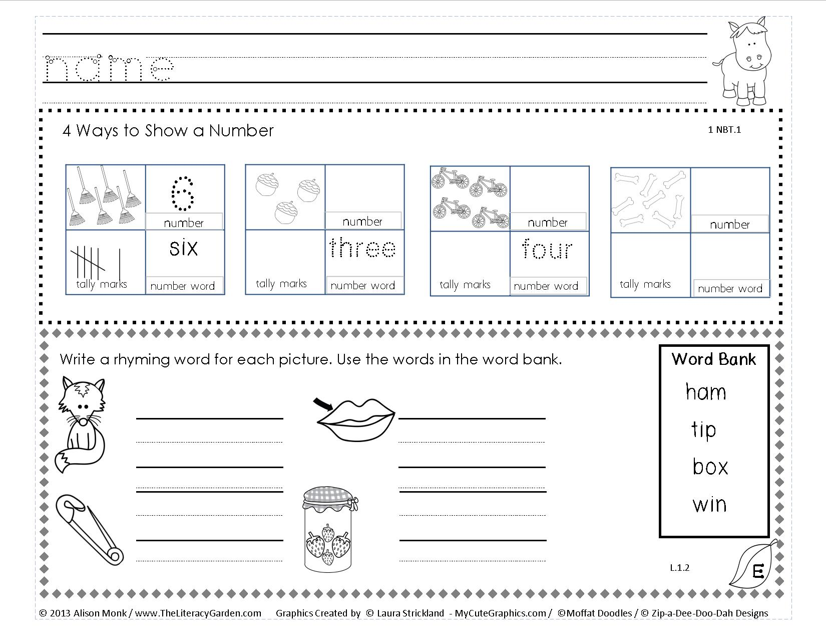 Worksheets Daily Morning Work 1st Grade daily morning work for november in addition there are bonus activities everything has been identified and coordinated easy implementation