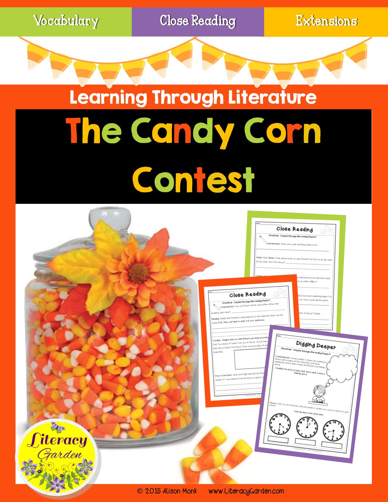 Candy Corn Contest Unit